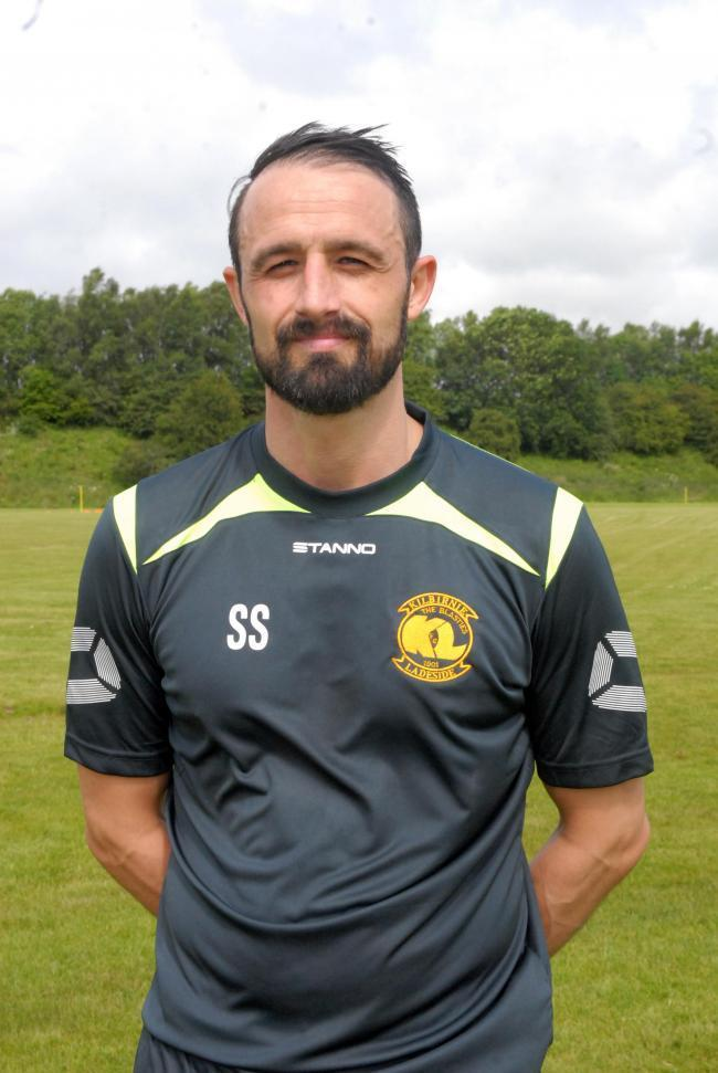 BSC manager Stephen Swift