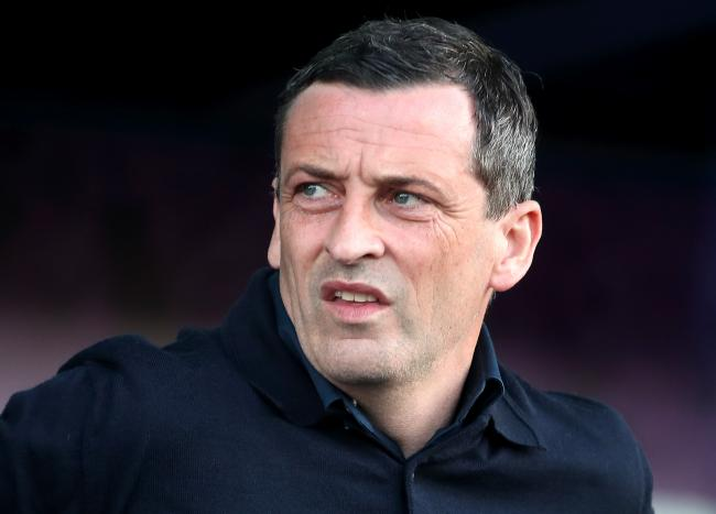 Jack Ross's Hibs will face Livingstone later this month. Photo: Adam Davy/PA Wire