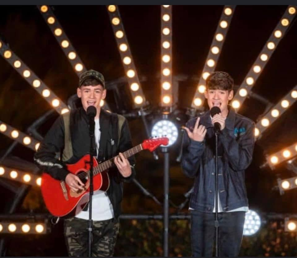 Twin Tastic X Factor Performance From Max And Harvey