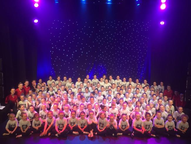 The Fiona Henderson School of Dance won silver in the prestigious awards last week