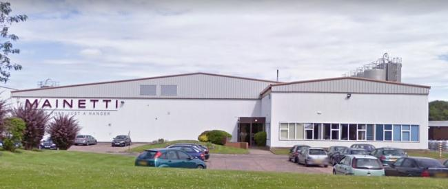 John Lamont MP has commented on job losses at Mainetti's factory in Jedburgh. Photo: Google Maps