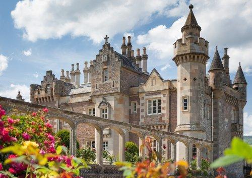 Abbotsford, home to Sir Walter Scott. Image: Abbotsford Trust