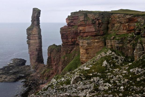 Peeblesshire News: The Old Man of Hoy. Picture: Cameron McNeish/Scottish Walks Magazine