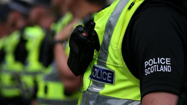 The police are inviting people to complete a survey in the Borders