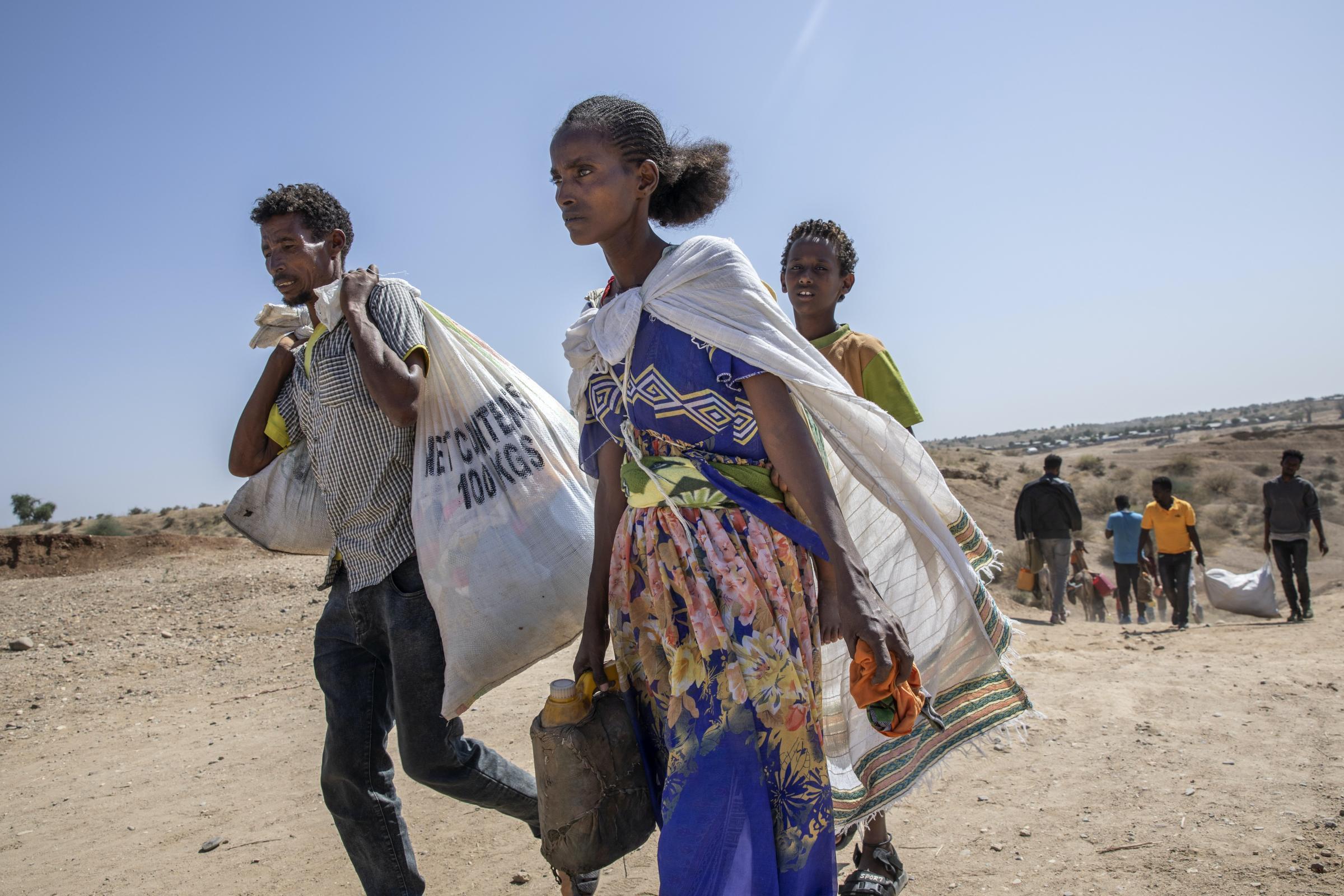 UN: Civilians are in 'grave danger' if Ethiopia tensions escalate