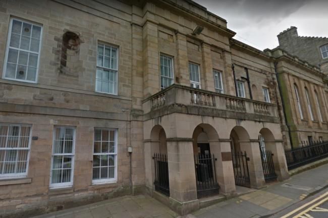 Jedburgh Sheriff Court. Photo: Google Maps