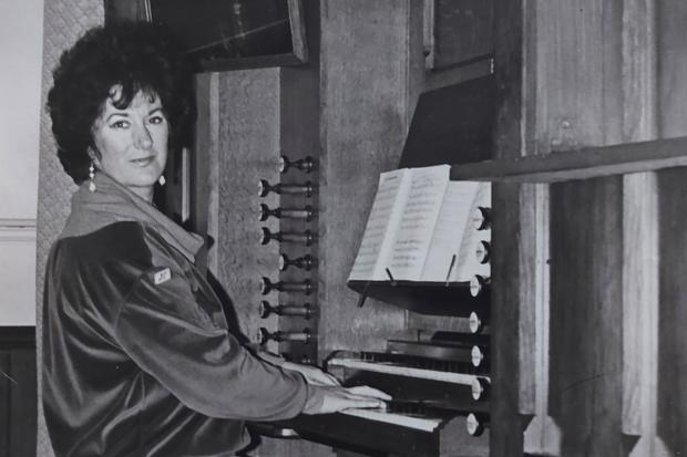 Peeblesshire News: Helen was a talented organist