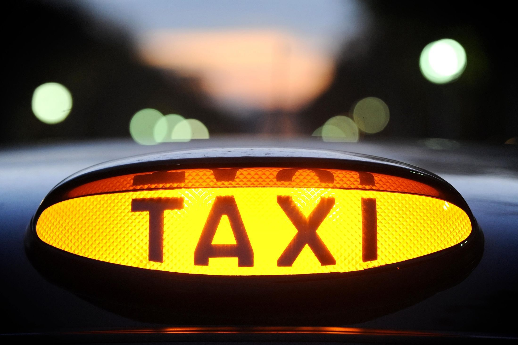 The cab firm was given a 12-month licence