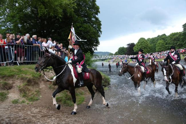 Image result for peebles beltane photo