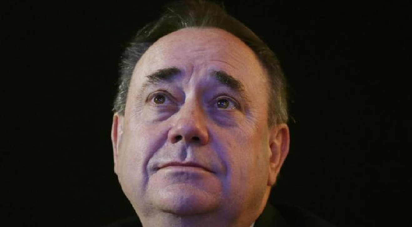 Former First Minister Alex Salmond will perform a gig in Galashiels later this month. Photo: Press Association