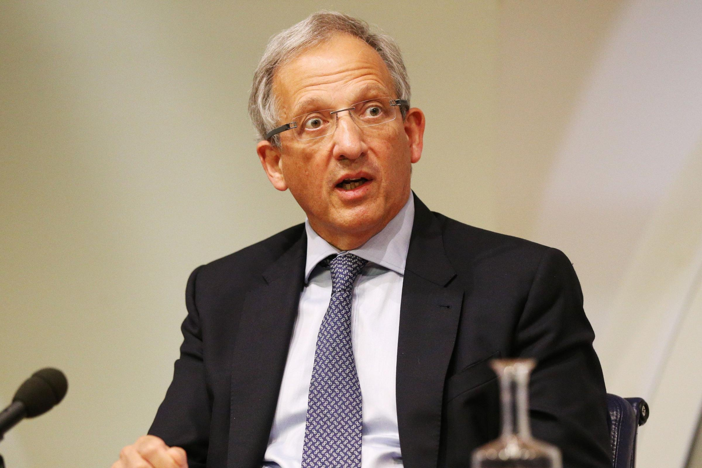 Sir Jon Cunliffe said it was important to monitor wage growth as a sign of domestic inflationary pressures (Jonathan Brady/PA)