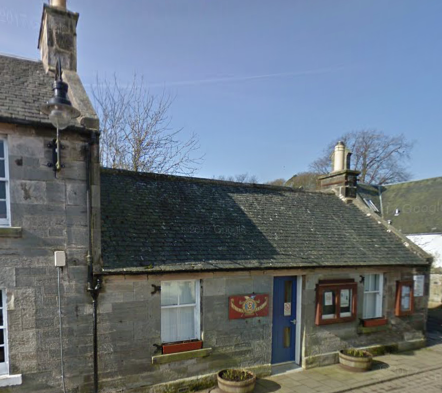 West Linton Village Centre on Raemartin Square. Photo: Google Maps