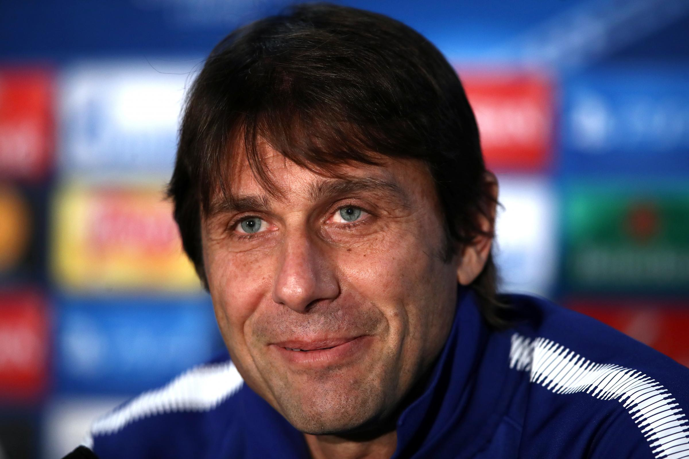 File photo dated 04-12-2017 of Chelsea manager Antonio Conte.