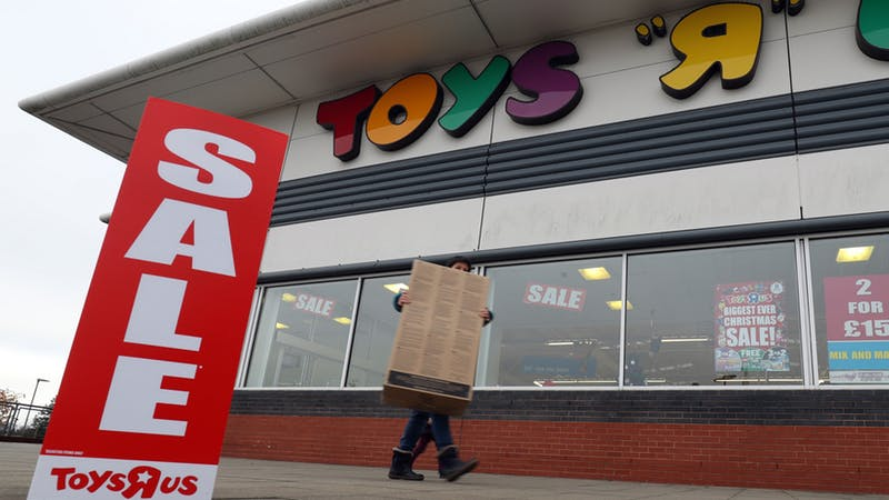 Toys 'R' Us launches massive closing down sale on everything - head to these Scots stores before it ends