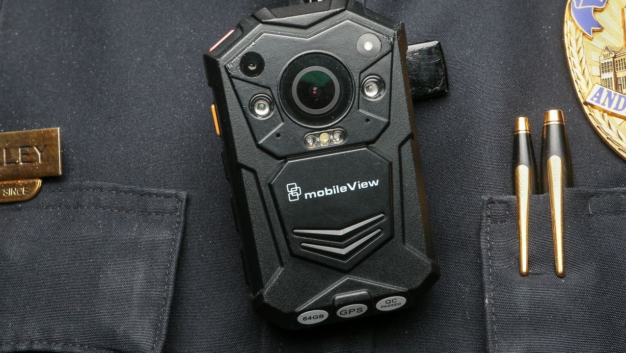 Body cameras like ones used by police could be given to at-risk SBC staff