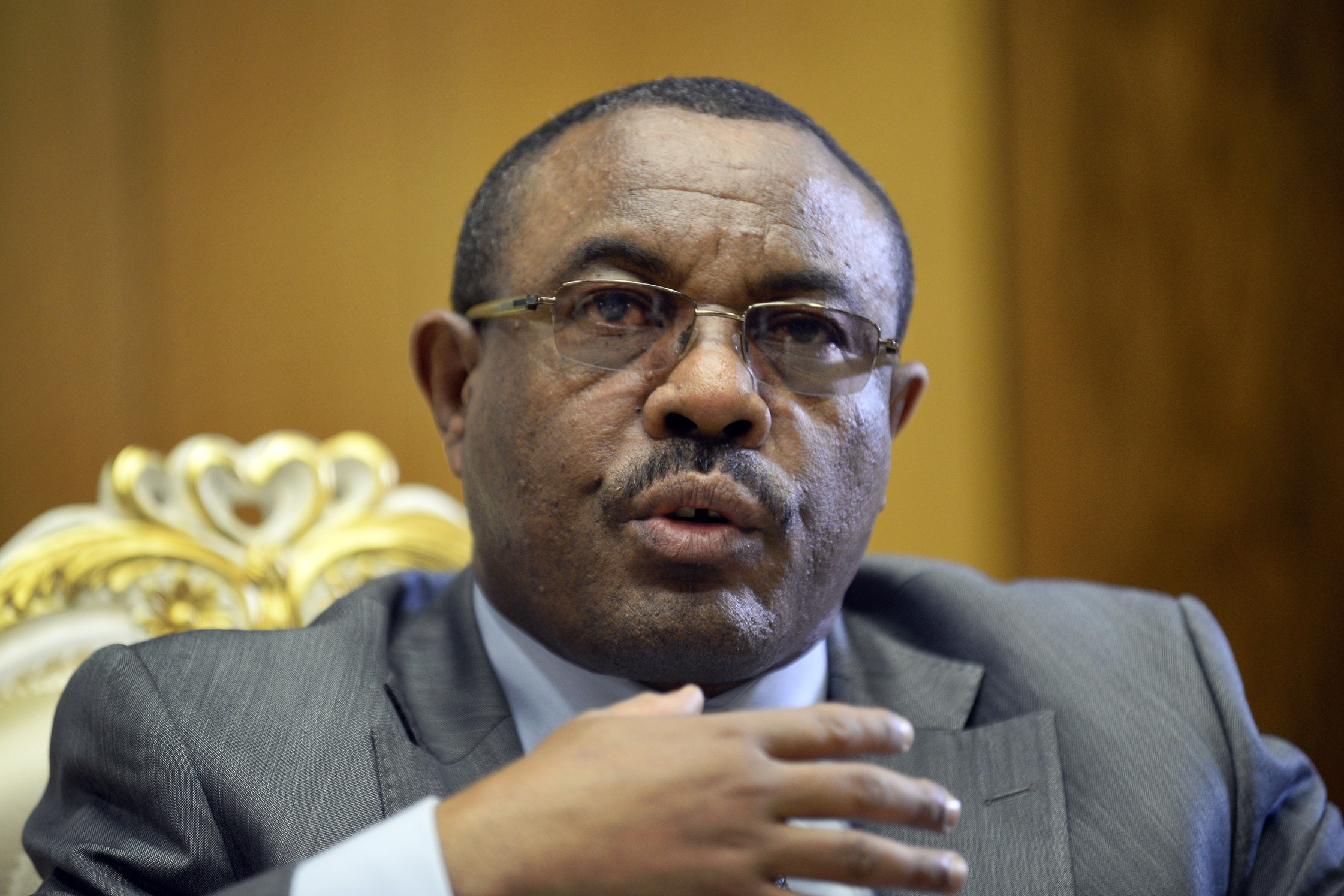 Ethiopia's prime minister offers resignation following protests