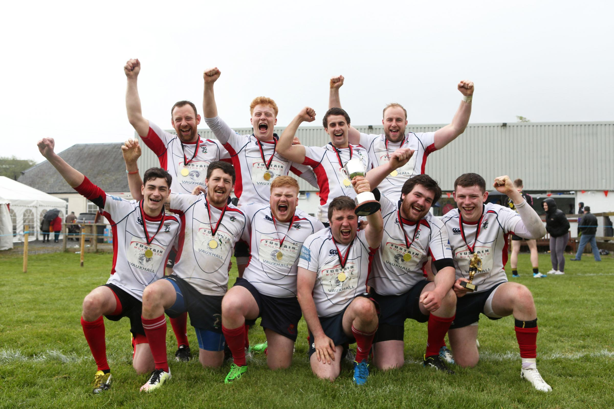 Haddington were last year's winners of Walkerburn 7s