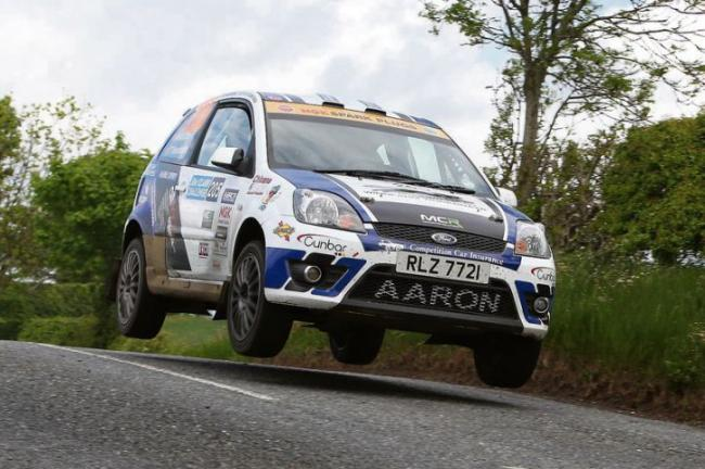 Two stages of Jim Clark Rally cancelled