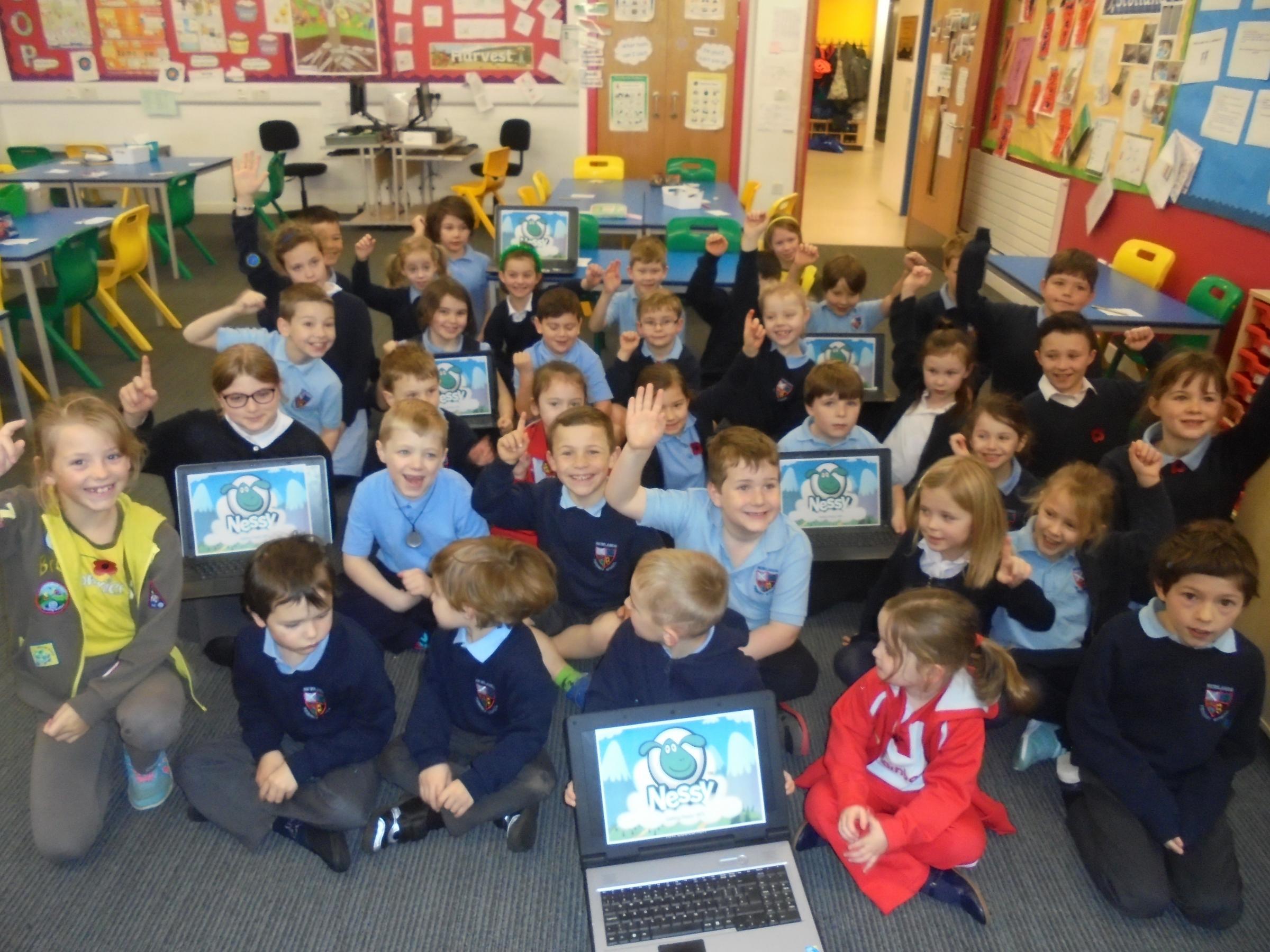 New £3,000 software 'super bundle' boost for Newlands pupils