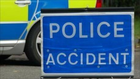 Five people rushed to hospital after A72 crash