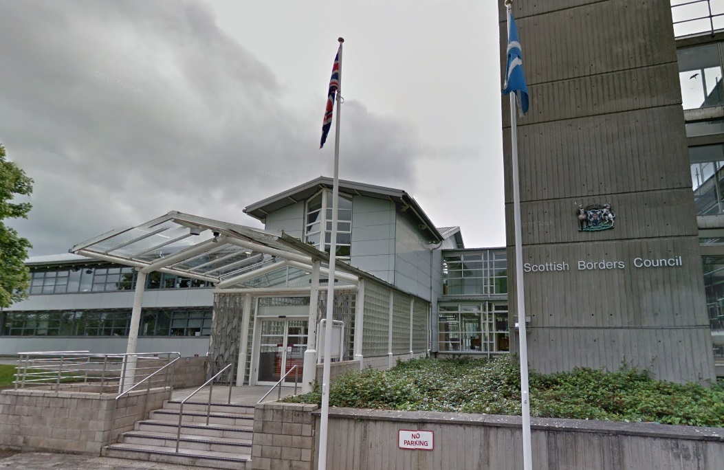 Scottish Borders Council's headquarters in Newton St Boswells. Photo: Google Maps