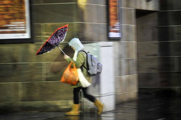 High winds set to cause havoc