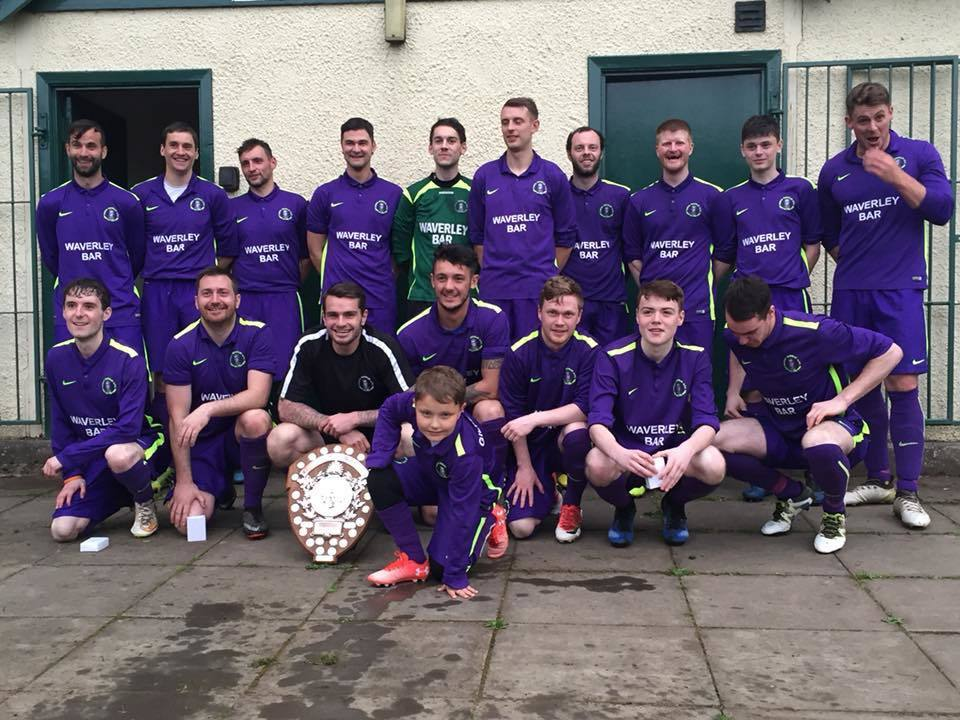 Hawick Waverley are on course for more trophies