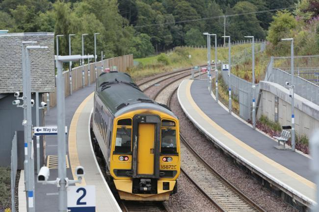 Borders commuters are dissatisifed with the ScotRail service