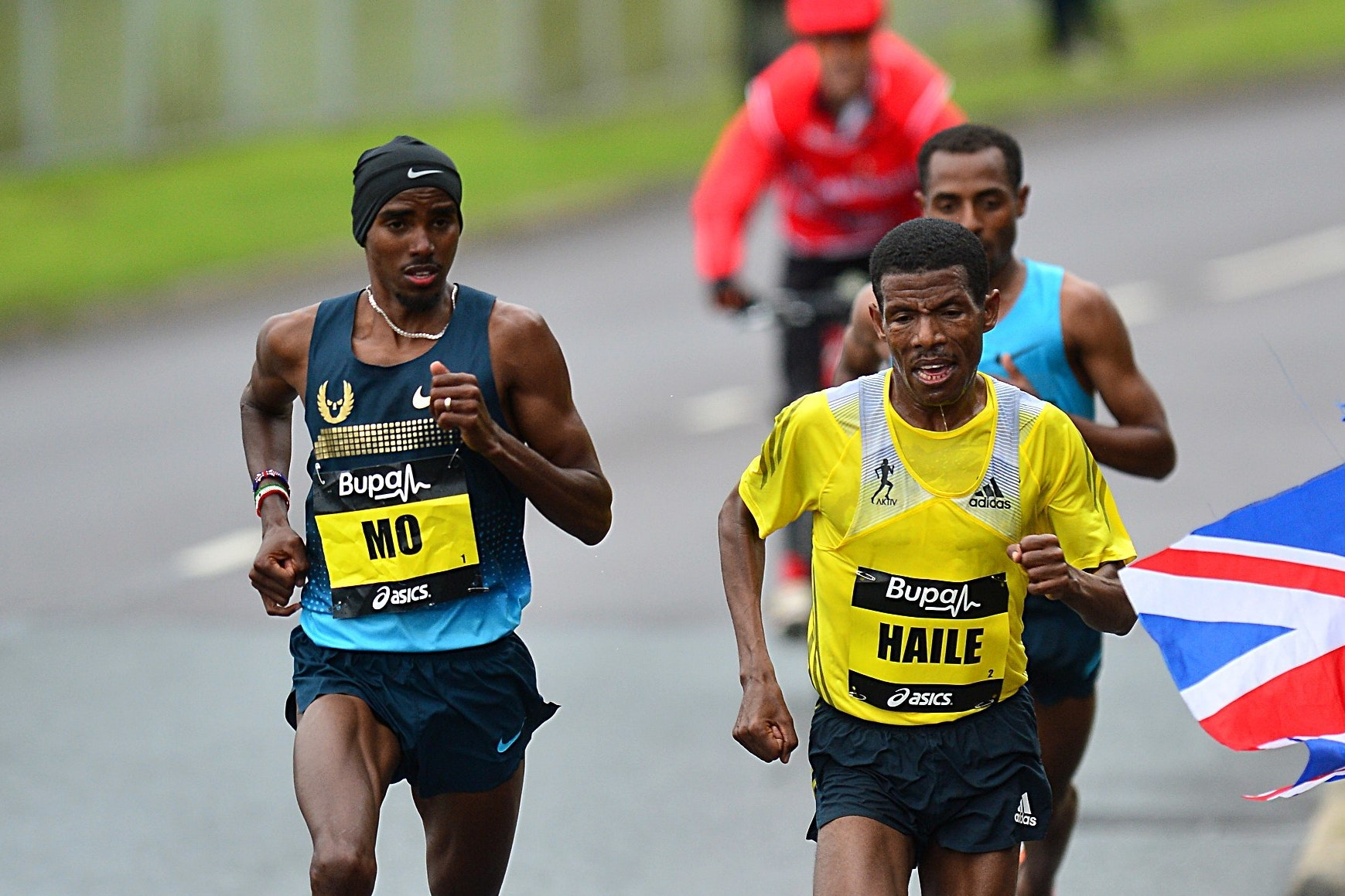 Gebrselassie makes fresh claims as Farah dispute continues
