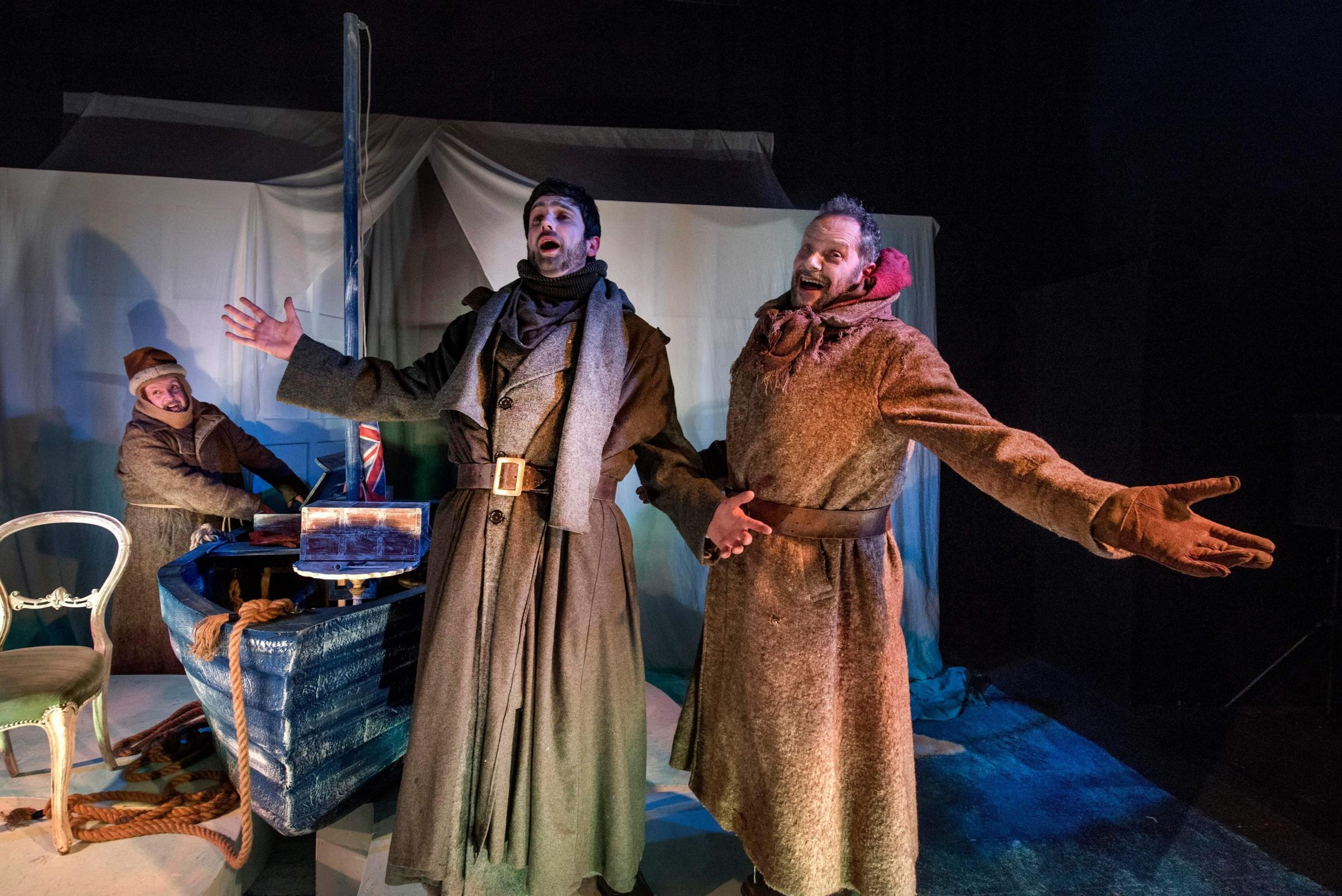 Mull Theatre's Unspotted Snow