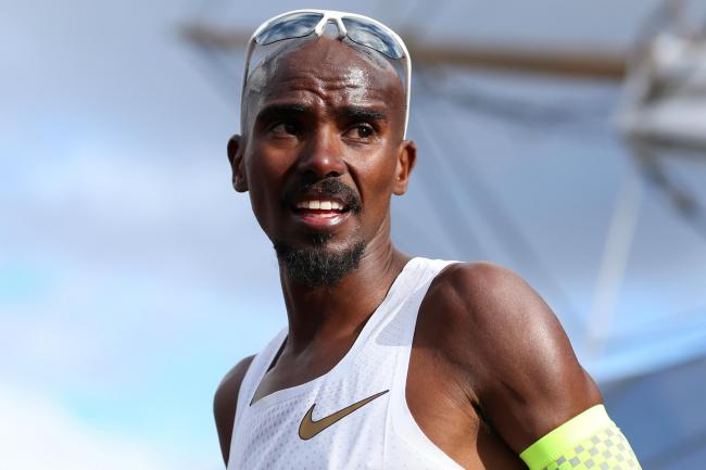 e2942a45ebd0 Sir Mo Farah looking to topple Eliud Kipchoge in London Marathon ...