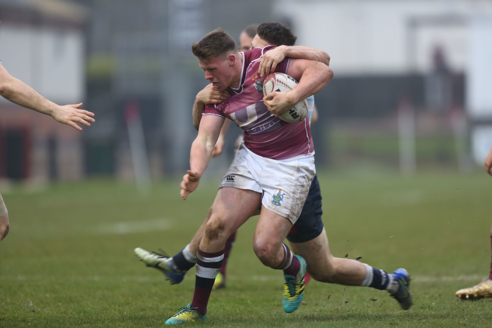Watsonians triumphed at Langholm 7s. Photo: Helen Barrington