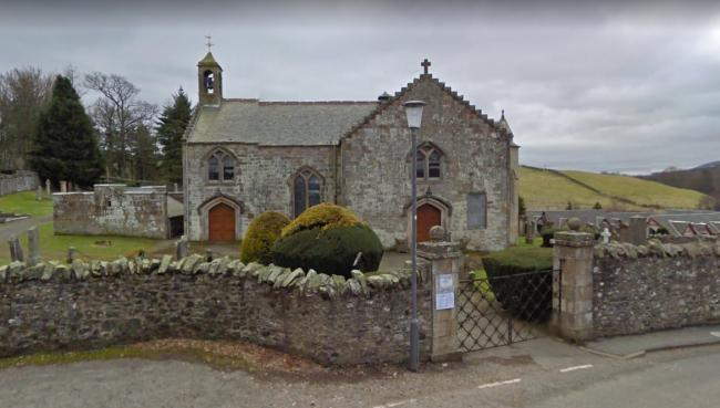 Eddleston Parish Church. Photo: Google maps