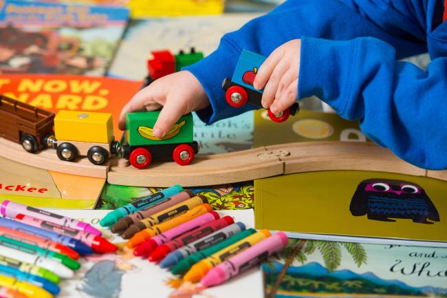 Sure Start centres aim to give children in deprived areas the best possible start in life