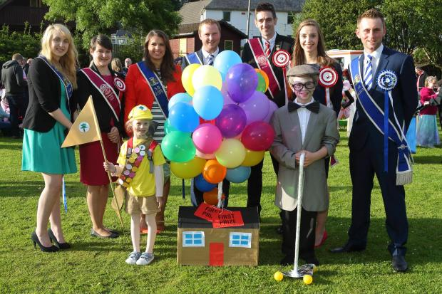 Walkerburn Summer Festival welcomes Principals from neighbouring towns.